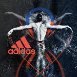 Adidas Adizero XVI swimsuit combines intelligence and intuition